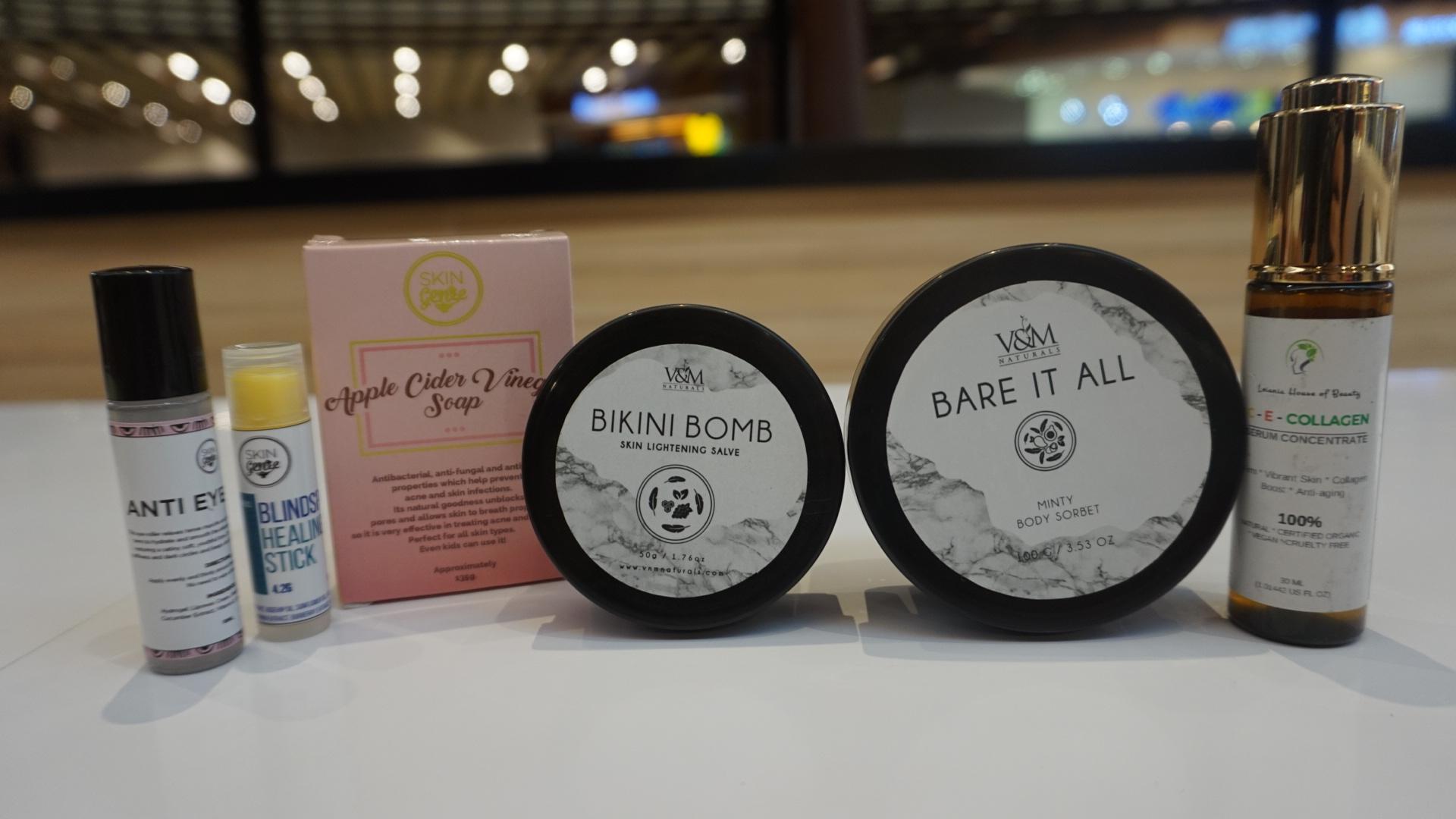 Product Reviews: Vu0026M Naturals, Skin Genie, Leiania House Of Beauty U0026 More